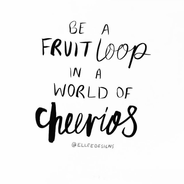 cheerios-quote-ellee-designs-typography-hand-lettering-prints-quotes-brisbane-sunshine-coast-jasmine-dowling-louie-luxe-shop